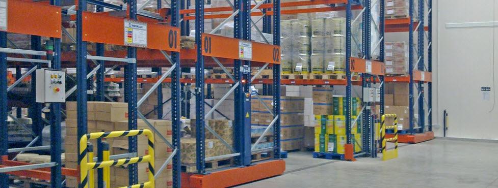 Havi Logistics double sa capacité de stockage et réduit ses coûts avec les bases mobiles Movirack