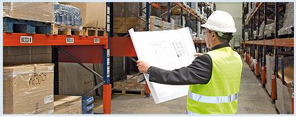 Avez-vous réalisé l'inspection annuelle de vos rayonnages ?