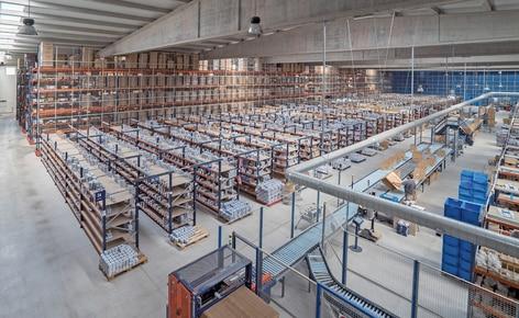 Innovation et rapidité dans la préparation des commandes e-commerce de matériel industriel, de bricolage et quincaillerie