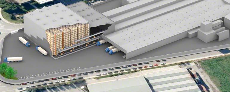 La capacité de fabrication, un facteur déterminant dans le choix d'aménagement d'un entrepôt.