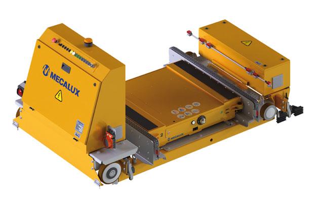 Les nouvelles batteries et supercondensateurs pour systèmes automatiques de manutention