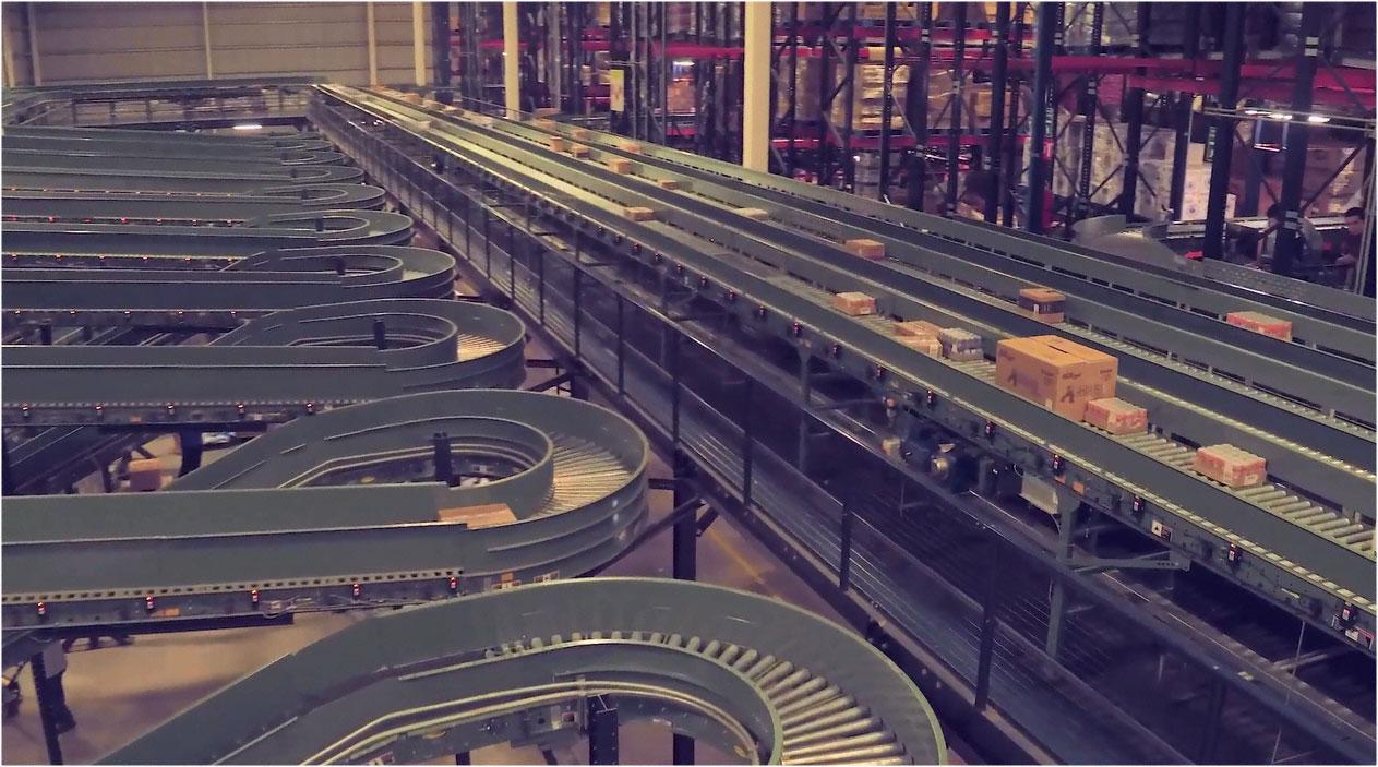 Stockage automatisé pour palettes : DECASA
