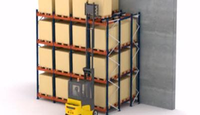 Stockage Push-back, une question de références
