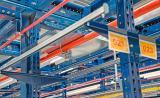 Mesures de protection pour les rayonnages métalliques et les entrepôts contre le risque d'incendie