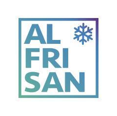 Le centre logistique avancé d'Alfrisan, doté de six chambres de congélation
