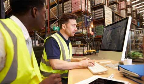Supply Chain Event Management (SCEM)