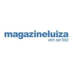 Rayonnages à palettes de stockage en masse des produits de Magazine Luiza