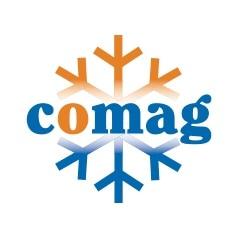 L'entrepôt de produits surgelés de Comag avec un fonctionnement efficace