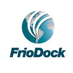 L'entrepôt de congélation de Frío Dock à Tortuguitas (Argentine)