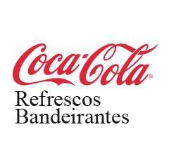 L'entrepôt pour les boissons de Coca-Cola Refrescos Bandeirantes au Brésil