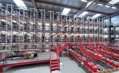 Comment accélérer les opérations e-commerce avec 300 000 références différentes