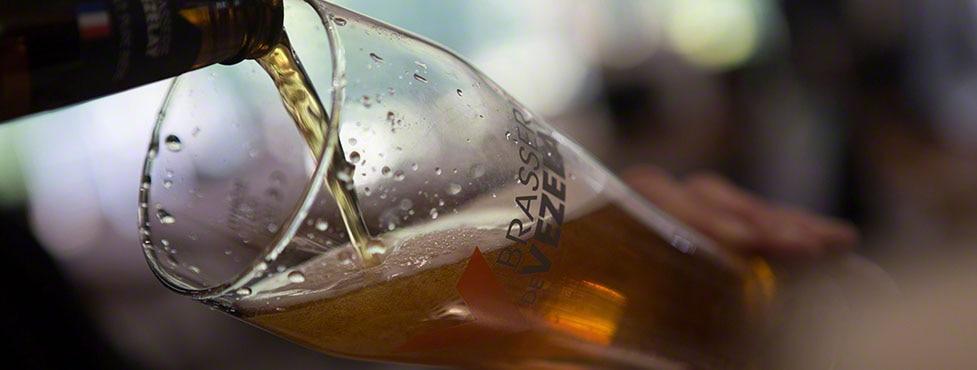 Gestion intelligente de l'entrepôt de bière artisanale de Brasserie de Vézelay