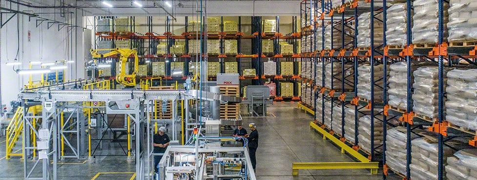 Nestlé lance un entrepôt en Argentine pour la ligne de lait en poudre