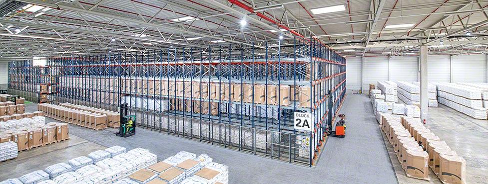 L'entreprise de services industriels WISAG inaugure un entrepôt en Allemagne