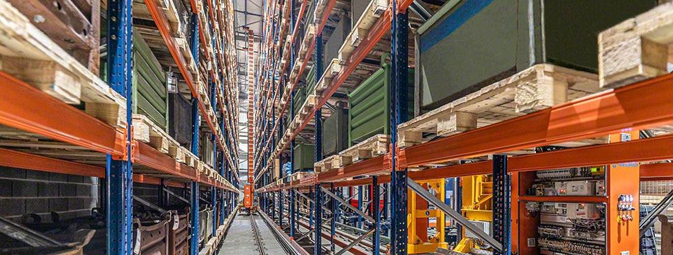 Alcorta Forging Group: la technologie reliant l'entrepôt à la production