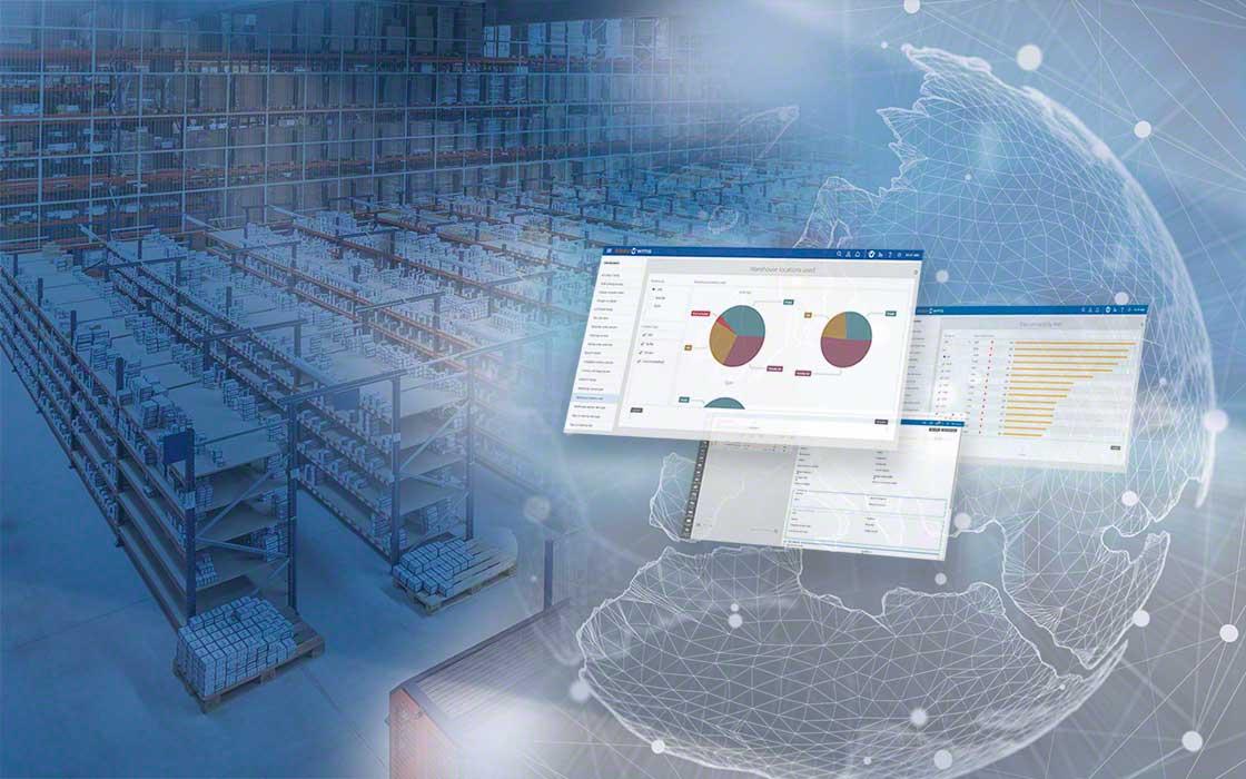 Easy WMS dispose de différents modules augmentant la productivité de la chaîne logistique et aidant à minimiser le nombre de commandes différées