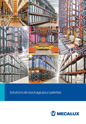 Solutions de stockage pour palettes