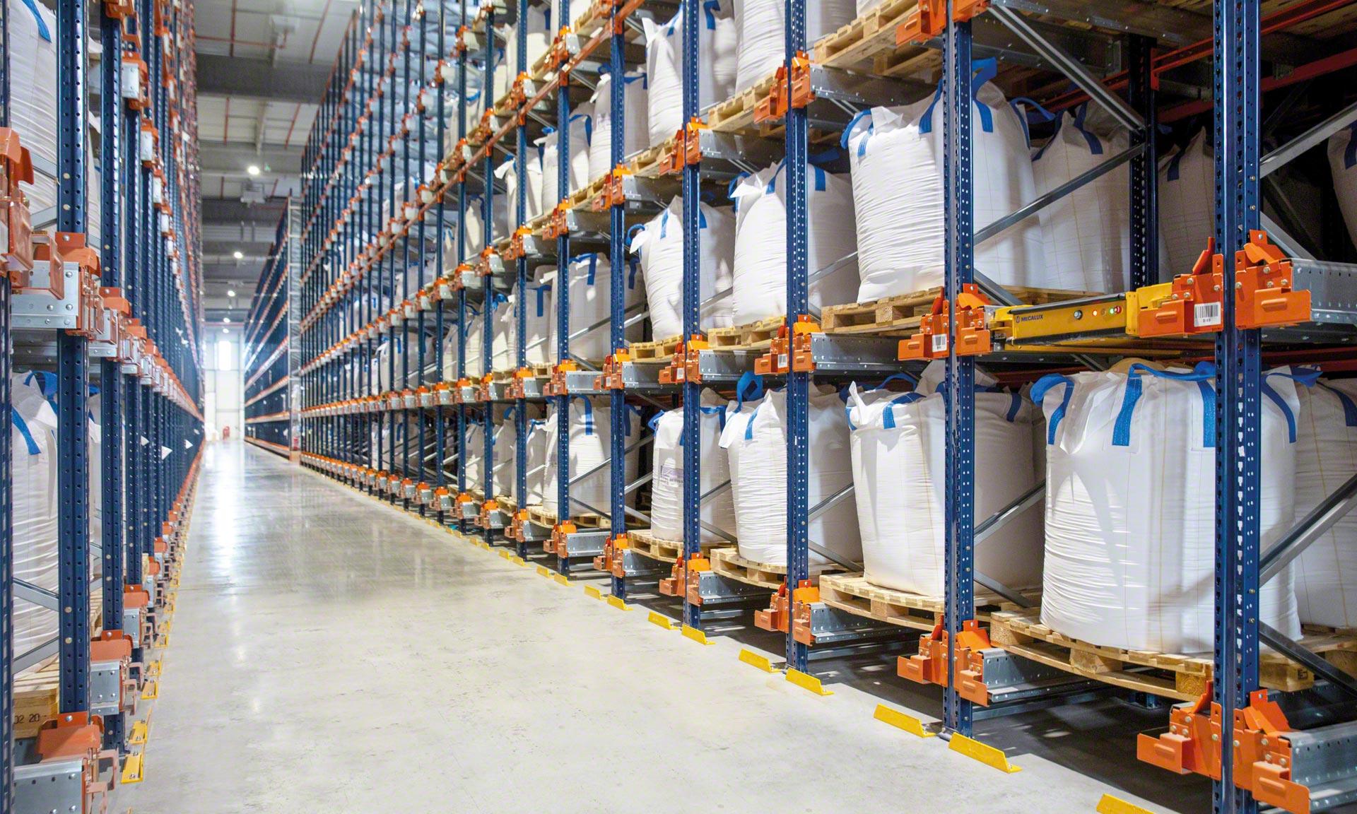 Groupe Bert, une baisse de 73% de la surface de stockage sans aucun impact sur la capacité