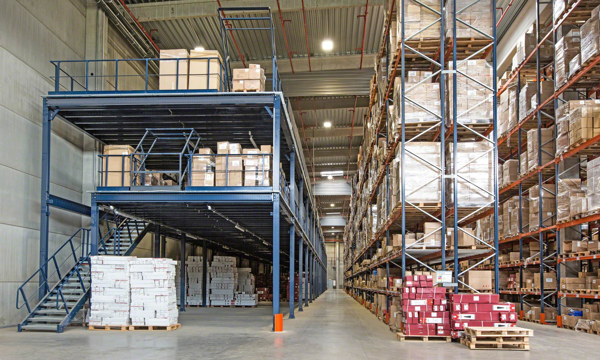 U10 inaugure un nouvel entrepôt pour sa marque Homea à Erstein