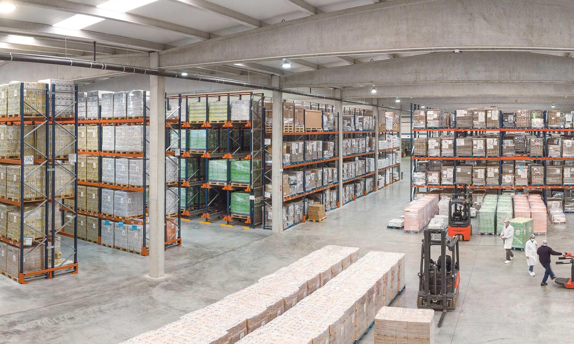 Costa Concentrados Levantinos : rafraichissement de la chaîne d'approvisionnement