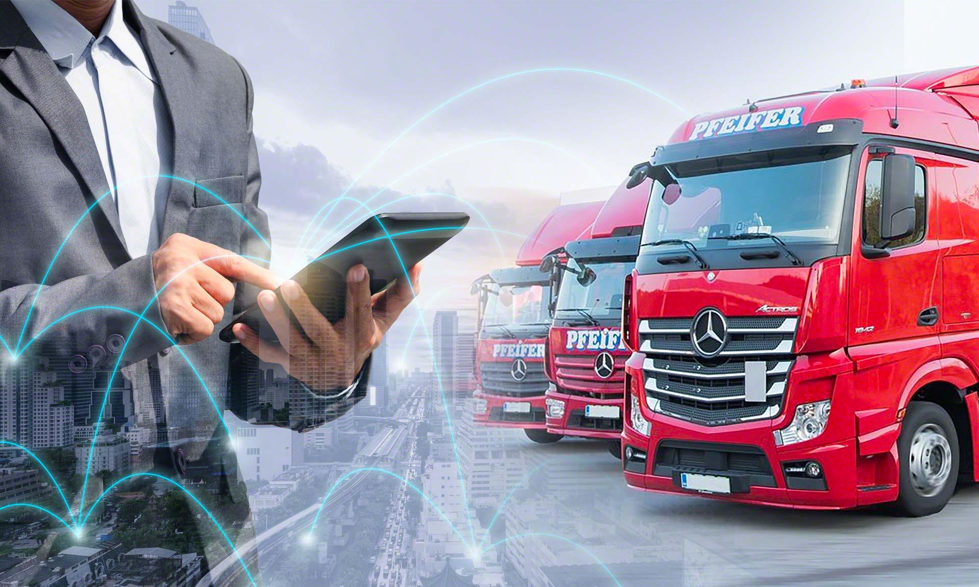 Pfeifer : la technologie au service du développement d'un prestataire logistique 3PL